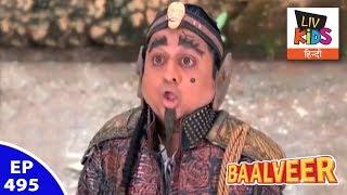 Baal Veer - बालवीर - Episode 495 - Tauba Tauba Finds The Unique Kid!