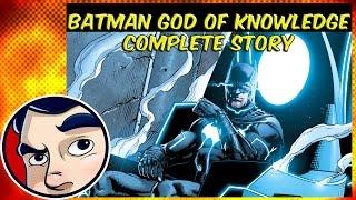 Batman God of Knowledge -  Darkseid War Complete Story