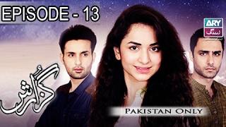Guzaarish Episode 13 - ARY Zindagi Drama