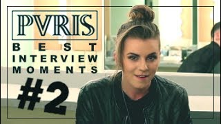 PVRIS | Best Interview Moments #2