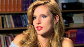 Bella Thorne BRAVELY Details Heartbreaking Sexual Abuse Story for #TimesUp Movement