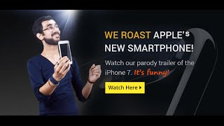 iPhone 7 Launch Parody : (UN)Official Video  [FUNNY]