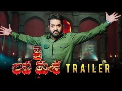 Jai Lava Kusa Trailer - NTR, Nandamuri Kalyan Ram | Raashi Khanna, Nivetha Thomas | Bobby