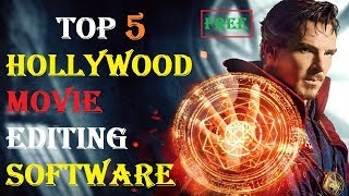 Best 5 Hollywood Movie Editing Software | Iron Man, Avengers, Hulk Movie Editing Software