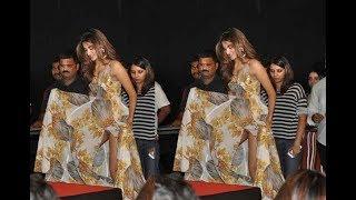 Actress Nidhi Agarwal Hot at Munna michael Trailer Launch