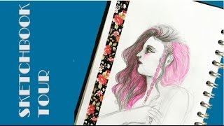 Sketchbook Tour Juni 2016 (deutsch/ Engl sub)