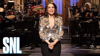 Tina Fey Audience Questions Monologue - SNL