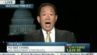 Yu-Dee Chang on CNBC Straight Talk with Bernie Lo