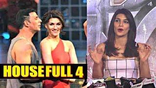 Kriti Sanon Reaction On Housefull 4