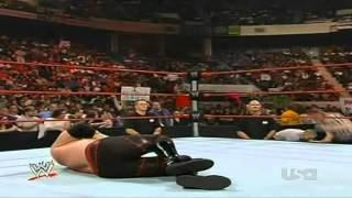 Chris Jericho Codebreaker on Kane