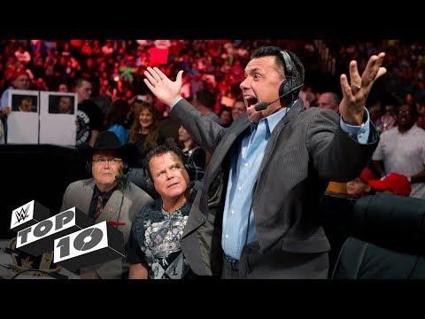 Xxx Mp4 Greatest Announcer Calls WWE Top 10 June 30 2018 3gp Sex