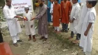 2017 Canta dagitimi Bangladash