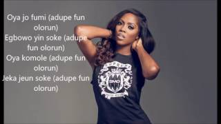 Tiwa Savage ft Dr Sid- If I start to talk (Lyrics)