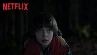 Stranger Things - O desaparecimento de Will Byers - Netflix [HD]