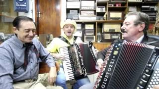 Marcio Rech lança música em homenagem a Erechim. Chiquito e Gildo juntos