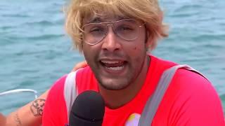 PÂNICO ON THE BEACH: MENDIGANDO NO IATE (C/ PANICATS)
