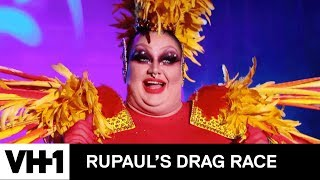 Eureka Feels the Pressure 'Sneak Peek' | RuPaul's Drag Race Season 10