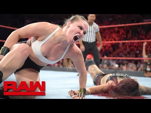 Xxx Mp4 Ronda Rousey Vs Ruby Riott Raw Oct 1 2018 3gp Sex