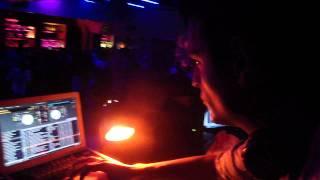 DJ Lenny Ducano spins Luciana