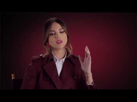 Baby Driver Eiza Gonzalez Darling On Set Movie Interview
