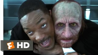 Men in Black II - That's How I Fight Scene (8/10) | Movieclips