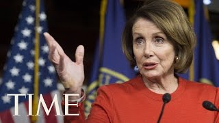 House Pulls Obamacare Repeal, Paul Ryan & Nancy Pelosi Comment On Healthcare Bill Withdrawal   TIME