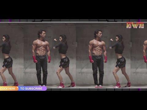Tiger Shroff & Disha Patani dance to the tunes of 'Befikra' | MTunes HD