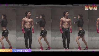 Tiger Shroff & Disha Patani dance to the tunes of