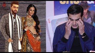 Arbaaz Khan Emotional When Reporter Said Wife Malaika Arora