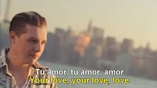 Sigala ft. John Newman, Nile Rodgers - Give Me Your Love [Lyrics English - Español Subtitulado]