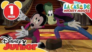 La Casa de Mickey Mouse: ¡El Monstruo-Boogie! | Disney Junior Oficial