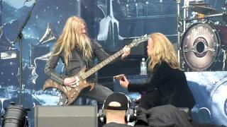 Nightwish - Song Of Myself (Live - Download Festival, Donington, UK, June 2012)