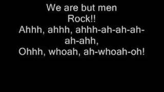 Tenacious D: The Greatest Song in The World (Lyrics)