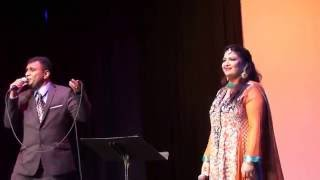 Sushma Kashyap & Kalpesh Shukla light up stage with