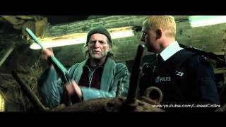 Funny Clip About British Accents - Hot Fuzz