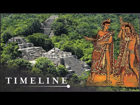 Quest For The Lost City Mayan History Documentary Timeline