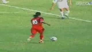T&T versus Guatemala - 2006 World Cup Qualifier