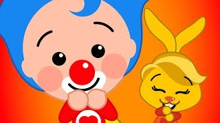 Plim Plim Baby - Smile - Nursery Rhymes & Goodnight Song | The Children