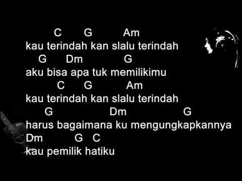 Armada   Pemilik Hati chord dan lirik
