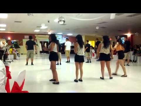 Nancy s 15 Surprise Dance