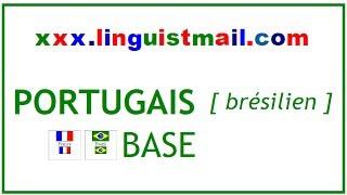 Portugais (brésilien) de base