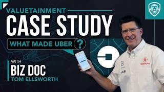 What Made Uber?- A Case Study for Entrepreneurs