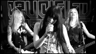 CRUCIFIED BARBARA - Into The Fire (OFFICIAL MUSIC VIDEO)