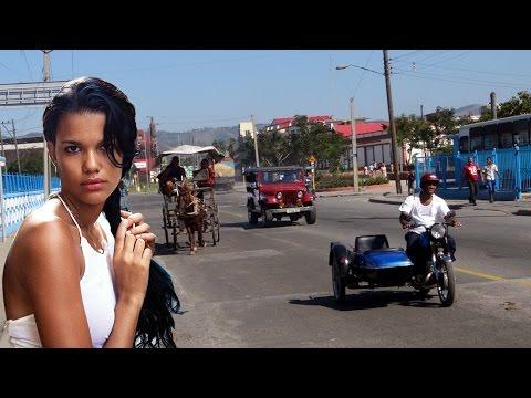 Santiago de cuba Cuban peoples and the best places to visit 2016 HD