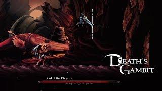 Death's Gambit Gameplay Trailer 2018 | Adult Swim Games