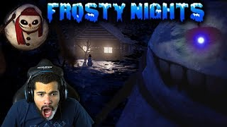 DEMONIC SNOWMEN... BECAUSE WHY NOT?!   Frosty Nights   #1