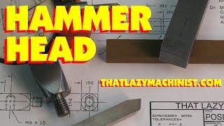 016 HAMMER HEAD, LATHE 101 MARC LECUYER