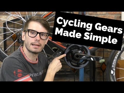Cycling Gears Explained // Cycling Made Simple