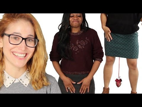 Women Try Vaginal Weightlifting For The First Time