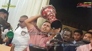 Demo Mansur Dumbuk Bikin Suasana Asik- Jalsah Balasyik Live Perak Surabaya